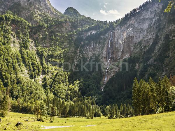 Roethbachfall Stock photo © w20er