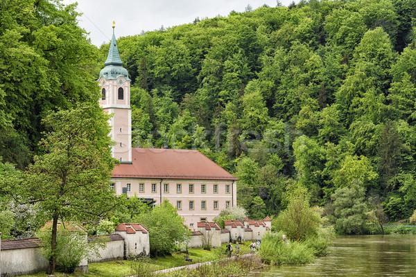 famous monastery Weltenburg  Stock photo © w20er