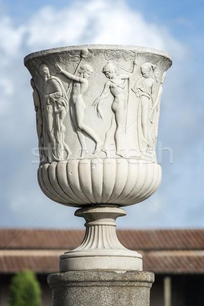 Sculpture in Pisa Stock photo © w20er
