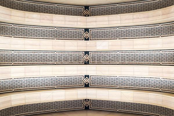 Detail Grand Sultan Qaboos Mosque Stock photo © w20er