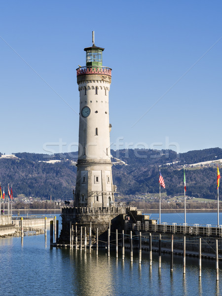 lighthouse constance Stock photo © w20er