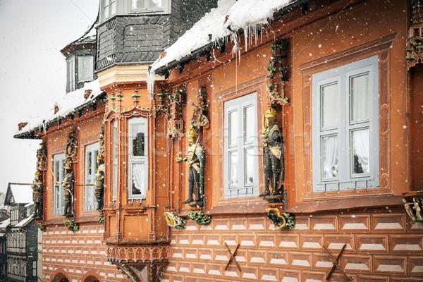 Kaiswerworth in Goslar, Germany Stock photo © w20er