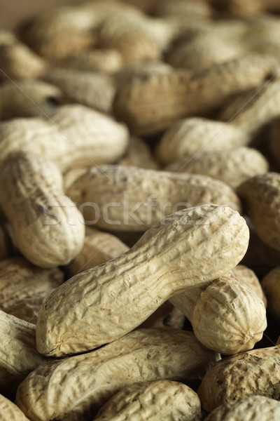 Peanuts on a table Stock photo © w20er