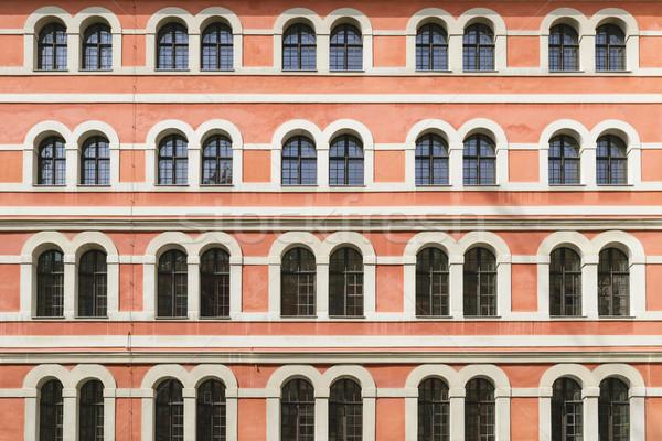 Historic facade Graz Stock photo © w20er