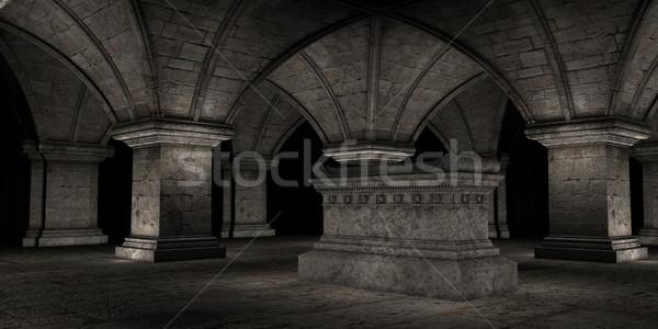 Crypt Stock photo © Wampa