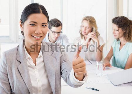 ビジネスの方々  拍手 会議 ビジネス 男 ストックフォト © wavebreak_media