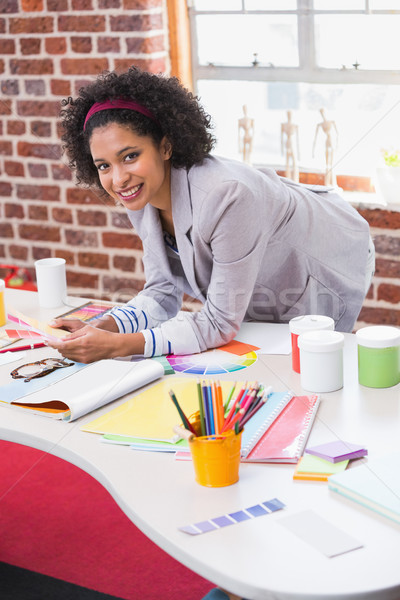 Portrait of female interior designer Stock photo © wavebreak_media