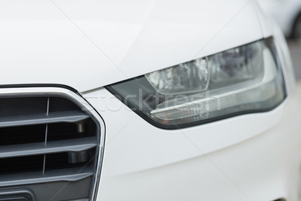 Close up of a headlight  Stock photo © wavebreak_media