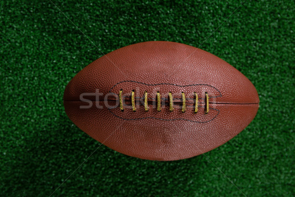 Football artificielle gazon balle Photo stock © wavebreak_media