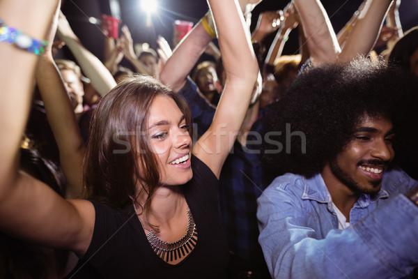 友達 ダンス ナイトクラブ 音楽祭 女性 音楽 ストックフォト © wavebreak_media