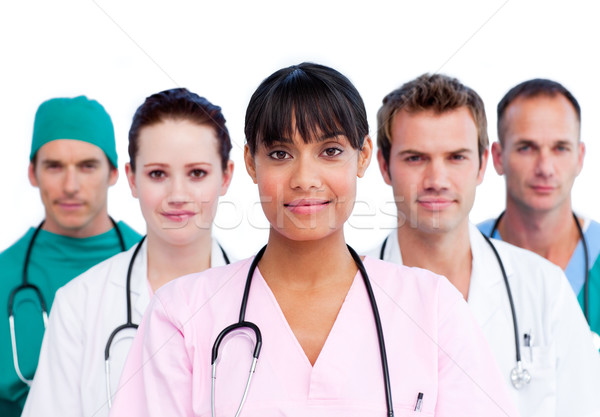 Portrait of a diverse medical team Stock photo © wavebreak_media
