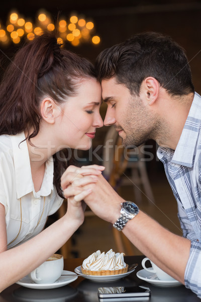 Cute couple on a date Stock photo © wavebreak_media