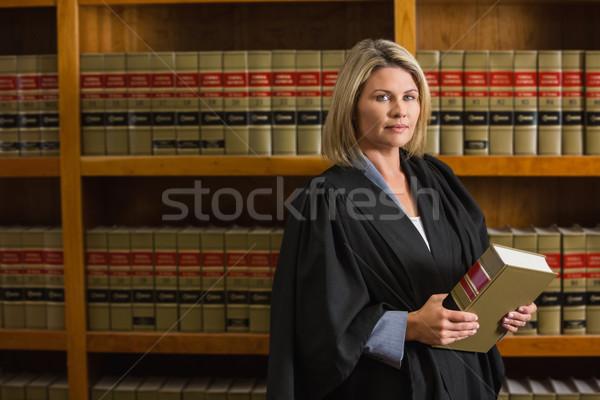 弁護士 図書 法 ライブラリ 大学 ストックフォト © wavebreak_media