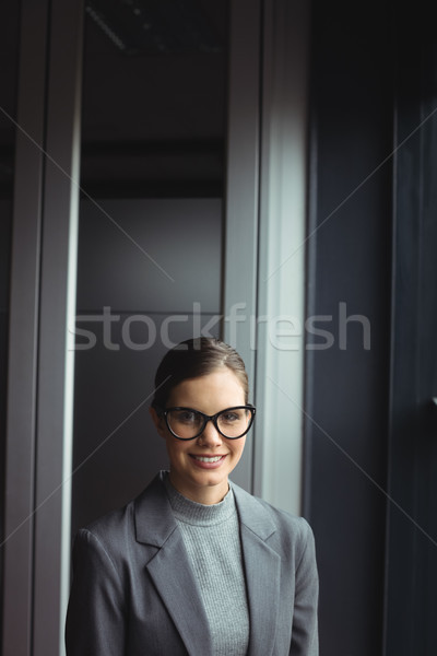 Portrait of smiling counselor Stock photo © wavebreak_media