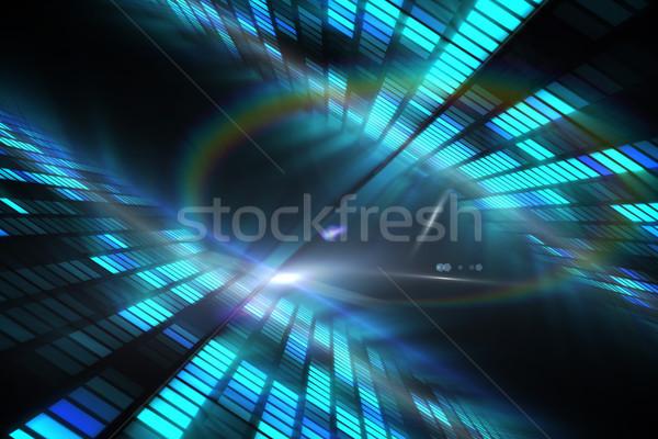 Cool disco design  Stock photo © wavebreak_media