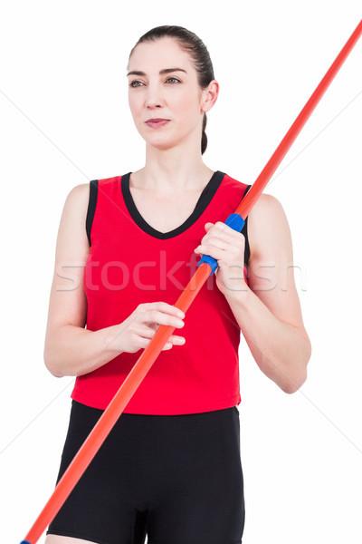 女性 選手 女性 ボディ 行使 ストックフォト © wavebreak_media