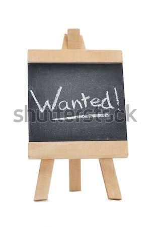 黒板 単語 ランチ 時間 書かれた 孤立した ストックフォト © wavebreak_media