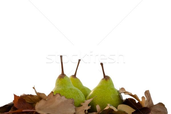 груши белый моде завтрак Сток-фото © wavebreak_media