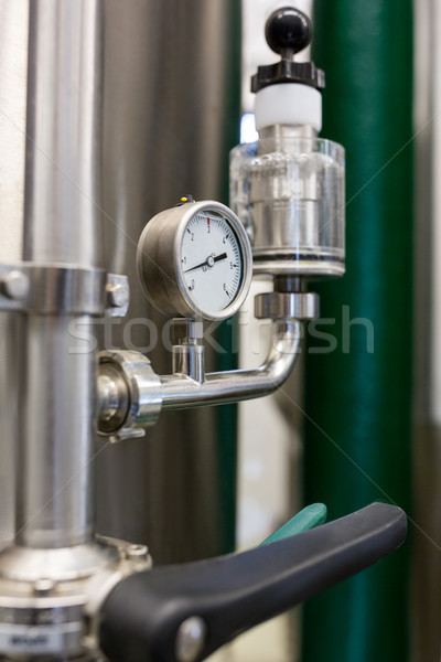 Technologie industrie usine machine pipe Photo stock © wavebreak_media