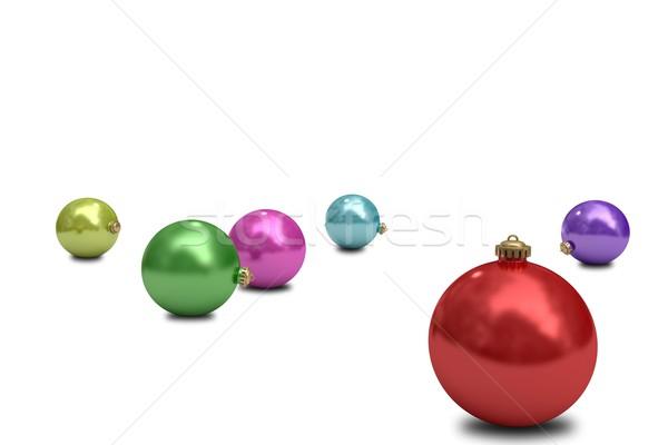генерируется Рождества цифровой Сток-фото © wavebreak_media