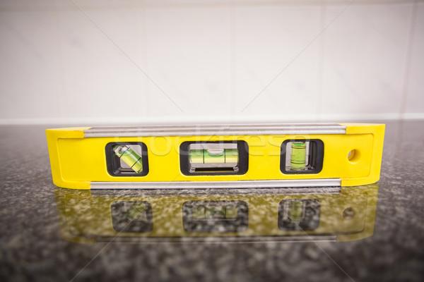 Szellem szint pult konyha Stock fotó © wavebreak_media