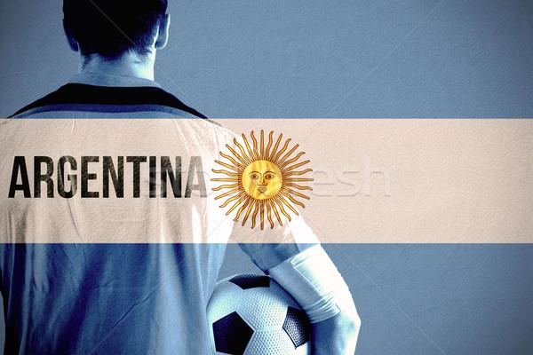 Image Argentine balle Photo stock © wavebreak_media