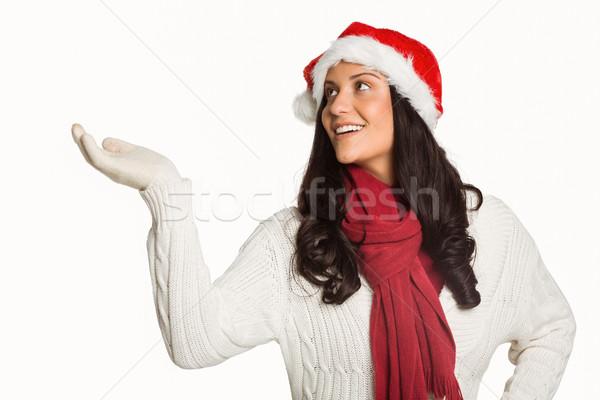 Woman looking in the distance Stock photo © wavebreak_media
