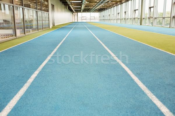 Esecuzione brano palestra sport salute Foto d'archivio © wavebreak_media