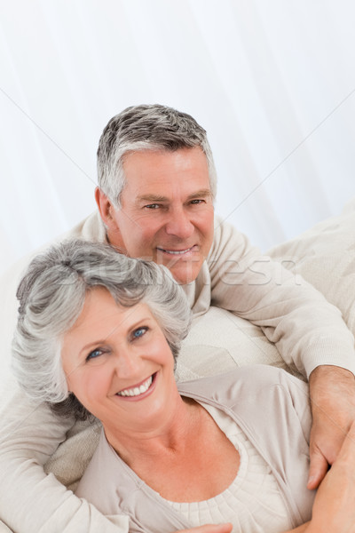 муж домой женщину дома Сток-фото © wavebreak_media