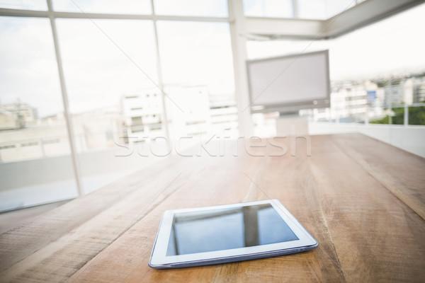片劑 會議室 辦公室 工作 板 商業照片 © wavebreak_media