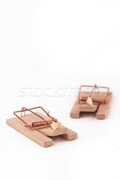 Due formaggio bianco filo vicino coppia Foto d'archivio © wavebreak_media