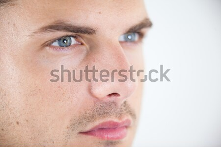 Eye of a man Stock photo © wavebreak_media