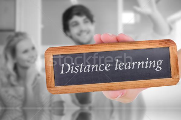 расстояние обучения коллеги Идея женщину стороны Сток-фото © wavebreak_media