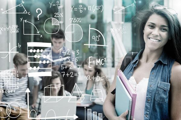 изображение математика человека студент образование Сток-фото © wavebreak_media