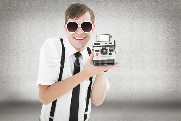 изображение ретро камеры Сток-фото © wavebreak_media