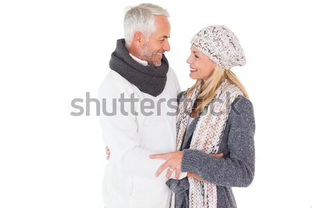 Angry man overpowering his partner Stock photo © wavebreak_media