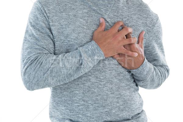 мужчины исполнительного страдание сердечный приступ бизнеса жизни Сток-фото © wavebreak_media