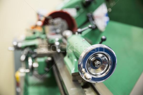 Lourd machines Université école technologie Photo stock © wavebreak_media