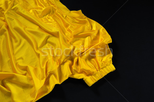 Close-up of American football jersey fabric Stock photo © wavebreak_media