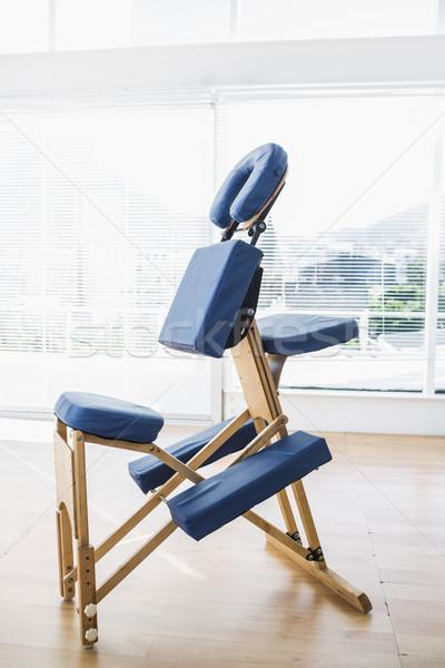 Massage chair in hospital Stock photo © wavebreak_media