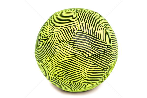 Close-up of ball on white background Stock photo © wavebreak_media