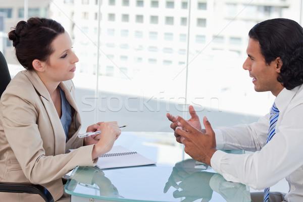 小さな ビジネスの方々  会議室 ビジネス 作業 ストックフォト © wavebreak_media