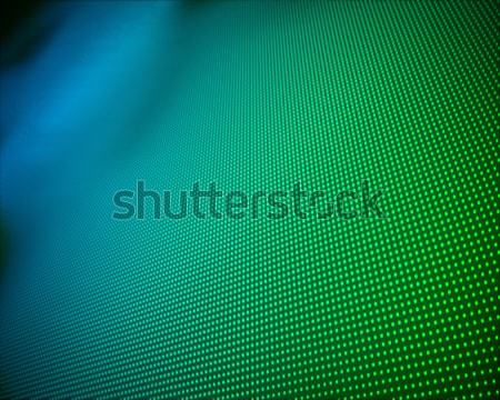 Background of multiple green dots fading to blue Stock photo © wavebreak_media