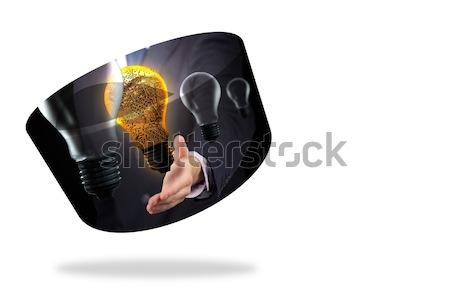 ハッカー 技術 犯罪 白地 手袋 ストックフォト © wavebreak_media