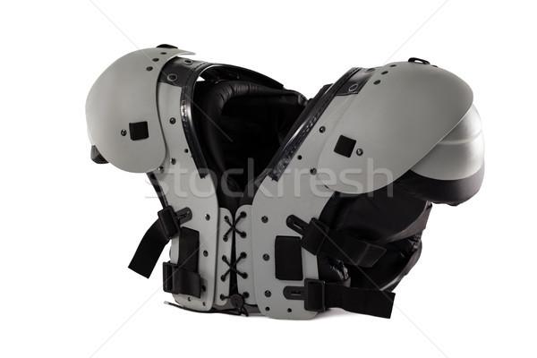 Petto sport metal sicurezza formazione Foto d'archivio © wavebreak_media