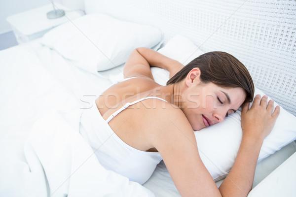 Peaceful woman sleeping  Stock photo © wavebreak_media