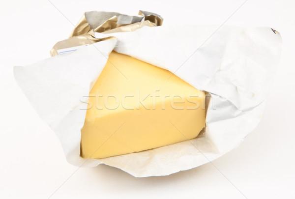 Abrir manteiga branco Foto stock © wavebreak_media