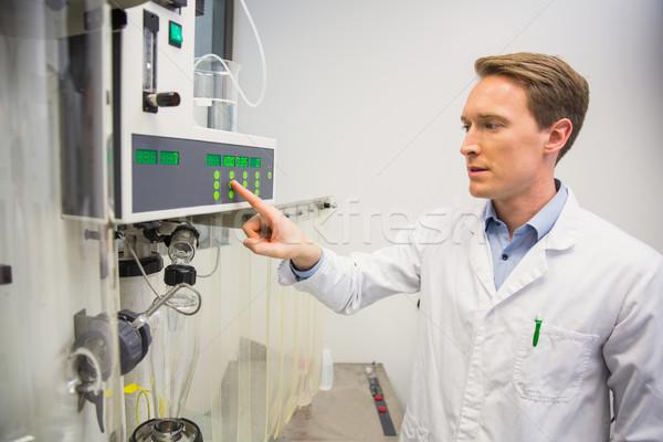 Foto stock: Farmacêutico · maquinaria · medicina · laboratório · tecnologia