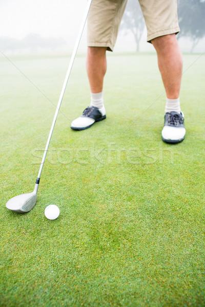 ゴルファー オフ ゴルフコース スポーツ 緑 ストックフォト © wavebreak_media