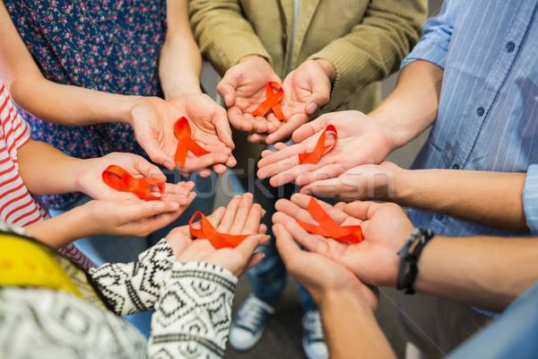 business people holding knot   Stock photo © wavebreak_media